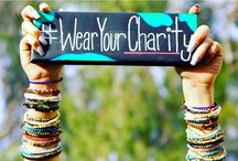 #WearYourCharity
