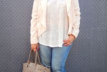 I would love to style Plus Sized Women. / by Emily Majetic