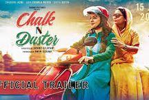 CHALK N DUSTER Trailer Shabana Azmi, Juhi Chawla Releasing 15th Jan, 2016