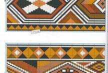 wayuu (mochilla bag) - wzory