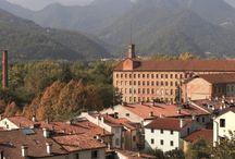 La città di Schio in Veneto