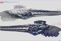 Alien Snipers / Fantasy or futuristic