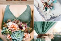 2015 Wedding Trends / So excited to see these beautiful trends emerge in this upcoming wedding season!