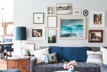 Living & dining room inspo