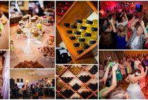 Wedding Receptions by Natasha McGuire