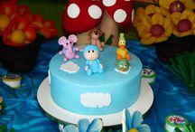 Caleb - Party / Fotos das festas do meu filho Caleb para ideias e inspirações :) feitas por mim