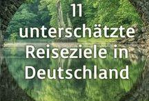 Reiseziele in Deutschland