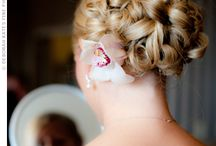 Bride Hair / by Amy Lewis
