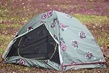 Tent camper / by Cathy Marcussen