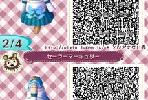 Animal Crossing NL Clothes
