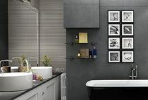 Various bathroom render