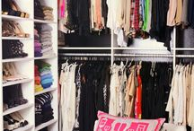 Closet Envy / Closet organization, dressing rooms