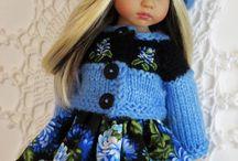 Kalypso's Doll Boutique / Kékszemű baba