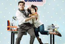 | K-Drama Posters |