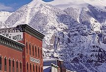 Ski Resorts / A collection of the best ski resorts in the world.
