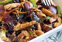 Asian food / by Yuhai Chu
