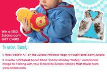 Zutano Holiday Wishlist