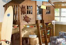 kids rooms / by Vanya Bojinov