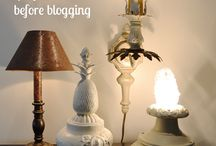 repurposed-chandeliers/lamps/lights