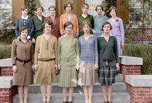 Vintage Girl Gang!