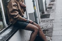 Fishnet looks
