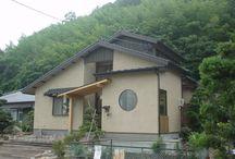 外観 三角屋根の家 / 池下建設が設計、施工をした切妻の外観。