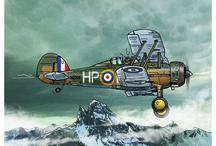 David Voileaux : illustrations de la ww2 / Découvrez des illustrations d'avions de la WW2  Illustrations de David VOILEAUX Retrouvez les livres publiés aux Editions Revasion http://www.editionrevasion.fr