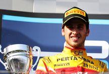 GP2 - Antonio Giovinazzi