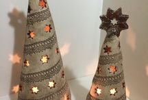 Christmas keramikk