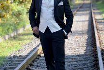 Hochzeitsanzug, Herrenmode