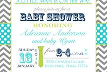 Baby Boy Shower