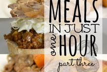 Freezer meals / Make ahead meals / by Tara Glaspie