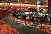 Casino Raised Floor