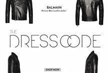 Balmains Kimono Biker Leather Jacket. Shop now!