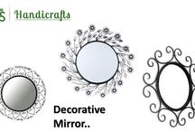 Decorative Mirror for your sweet home / Decorative Mirror for your sweet home. We are manufacturer of metal Mirror in awesome design.