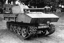 75mm PaK 40/4 auf RSO