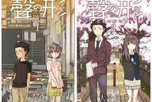 Koe no katachi | A silent voice / manga