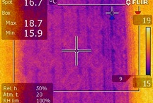 Infra-Red Scanning / by SmartChoice Home And Mold Inspections