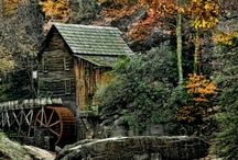 """BEAUTIFUL✿Watermills, Waterwheels & more... / Welcome! You are all cordially invited to collaborate on this board. If you follow me and write simply """"Add me"""", ONLY AT THIS URL: https://www.pinterest.com/hardysCorner7/last-minute/ , I'll send you an invitation, as soon as possible . Thanks to all contributors and followers for making this an superb board! Contributing is not obliged... You are free to invite your friends. Here, no rule, other than those of Pinterest...  Pinning what you want to, as much as you like  Admin✿Bernard"""
