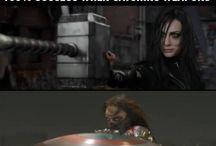 marvel is life