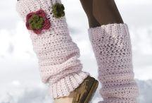 Crochet/Legwarmers