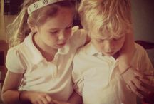Sibling love / by Kaylea Worrell