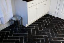 Flooring Ideas / DIY flooring ideas on a budget!