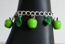 Nos bracelets / Retrouver notre collection de bracelets fait main avec de la pâte polymère Fimo sur notre boutique A little Market : http://www.alittlemarket.com/boutique/jl-bijoux-creation