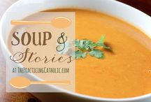 Soup's on! / by Ann Marie