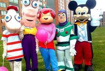 personajes para fiestas infantiles / Tenemos tus #personajes favoritos para que estés feliz en tu #celebración llamanos y reserva aqui tu evento 3204948120-4119497 http://goo.gl/ubL64v #fiestasinfantilesbogota