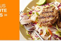 Websites for Healthy Recipes