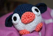 I made these / On this board you can find handmade amigurumi, jewelry, figures etc. All made by me!