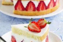 fraisier recette de gâteau