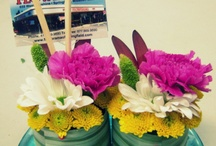 Staple Arrangements  / by Flowerama Of Springfield